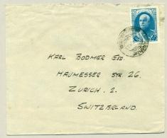 Iran - 1941 - 1,50R Sjah Pahlewi On Cover To Zürich / Schweiz - Iran