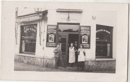 Ixelles - Rue De L' Eté - Brasserie De Verdun - Bières Chasse Royale - Animée - Carte Photo - Cafés