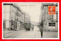 54 - LONGWY HAUT --  Grande Rue - Longwy