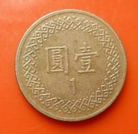 Taiwan 1 Yuan - Taiwan
