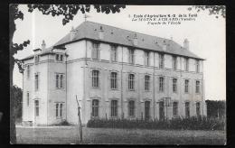 3 -  Ecole D Agriculture Nd De La Foret -la Mothe Achard -  Facade De L Ecole  - Odc18 - La Mothe Achard