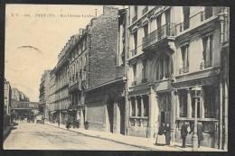 PARIS 10° Rue Château Landon (EV) (75) - Arrondissement: 10