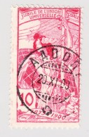 Schweiz UPU 1900 10Rp  #78C Gestempelt Aadorf  20.11.1900 - 1882-1906 Wappen, Stehende Helvetia & UPU