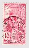 Schweiz UPU 1900 10Rp  #78C Gestempelt Ambulant 22.12.1900 - 1882-1906 Wappen, Stehende Helvetia & UPU