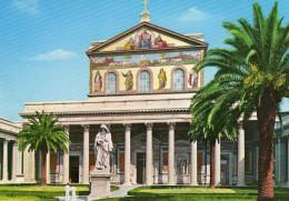 Basilica Di S. Paolo- St.Paulus- St.Paul - Roma - Churches