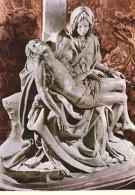 La Pieta - Michelangelo - Sculptures