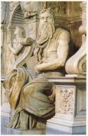 Mosè - Michelangelo, Roma - Sculptures