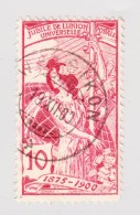Schweiz UPU 1900 10Rp  #78C Gestempelt  Wensikon 19.12.1900 - 1882-1906 Wappen, Stehende Helvetia & UPU