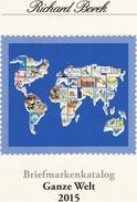 Ganze Welt A-Z Borek Briefmarken Katalog 2015 New 30€ MICHEL# Catalogue Stamps Of The World A B CH D F GR I UK P TK - Pays-Bas