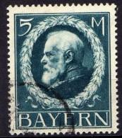 Bayern Mi 107 A, Gestempelt [180516VII] - Bavaria