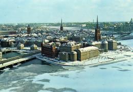 Riddarholmen Och Gamla Stan - Stockholm - Sweden