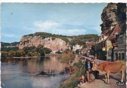 CPSM 24 LA ROQUE GAGEAC Grand Format 15 X 10,5 - Frankreich