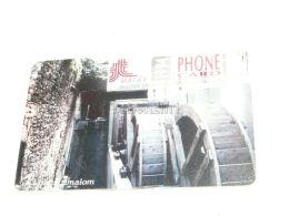 Watermill Mill Wassermuhle Muhle 1994 Phonecard Hungary - Tarjetas Telefónicas