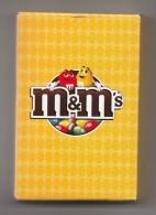 Jeu De Cartes M&M´s Complet Neuf  ( 54 Cartes Dont 2 Jokers ) Voir Photos - Cartes à Jouer Classiques