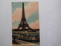 La Tour Eiffel - Tour Eiffel