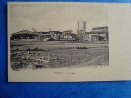 Djibouti - La Gare - Dschibuti