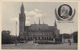 Netherlands Den Haag Vredespalais