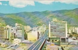Venezzuela Caracas Avenida de Las Fuerzas Armadas