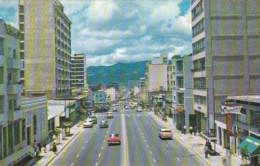 Venezzuela Caracas Trama de la Avenida Baralt