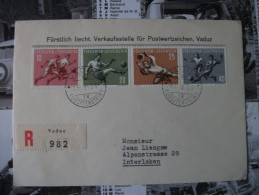 Liechtenstein:Serie  Football 1954 - Liechtenstein