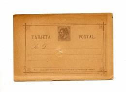 Carte Postale 10 C Roi - Postal Stationery