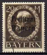 Bayern Mi 170 A, Gestempelt [180516VII] - Bavaria