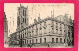 75 PARIS 5°, Lycée Henri IV Et Tour Clovis, Animée, Précurseur - Distretto: 05