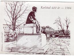 Karlstad 400 år - 1984 - Sweden