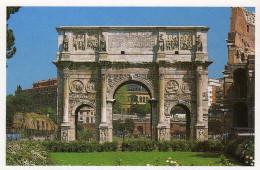 Arco Di Costantino - Roma - Roma (Rome)
