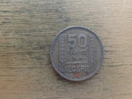 Algerie  50  Francs   1949  Km 92 - Algérie