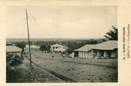 GUINEE PORTUGAISE(BAFATA) - Guinea Equatoriale