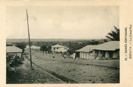 GUINEE PORTUGAISE(BAFATA) - Equatorial Guinea
