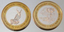 Guinée-Bissau 150000 CFA 2004 Monnaie Bimétallique Précieuse Animal - Guinea-Bissau