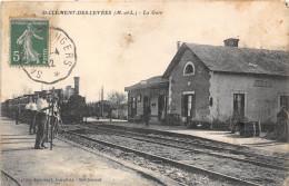 49- SAINT-CLEMENT-DES-LEVEES -  LA GARE - Sonstige Gemeinden