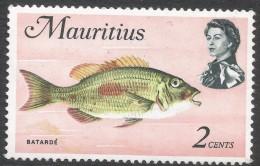 Mauritius. 1969 Sealife. 2c MNH. SG 382 - Mauritius (1968-...)
