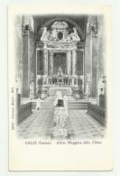 CALCI ALTARE MAGGIORE DELLA CHIESA NV FP - Pisa