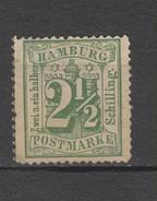 Yvert 16 (*) Neuf Sans Gomme - Hambourg