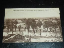 CAMP DE SATORY - CASERNEMENT DU 503° REGIMENT DE CHARS DE COMBAT - 78 YVELINES (P) - Otros Municipios
