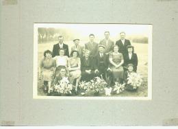 CARTE  PHOTO.  GROUPE  DE  PERSONNES.  PHOTO  RAMONA.  OEDELEM - Beernem