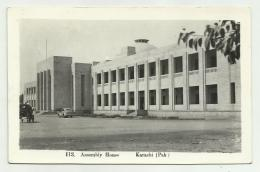 KARACHI ASSEMBLY HOUSE  VIAGGIATA FP - Pakistan