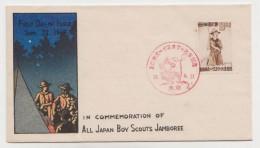 Scoutisme   Jamboree 1949  Japon - Scoutisme