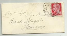 20 Centesimi Francobollo Imperiale 23/371933 - Non Classificati