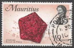 Mauritius. 1969 Sealife. 10c Used. SG 386 - Mauritius (1968-...)