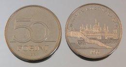 Hongrie 50 Forint 2006 Revolution 1956 Indépendance Building - Hongrie