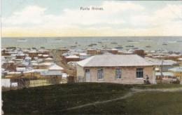 Argentina Punta Arenas Panoramic View