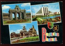 CPM Belgique BRUXELLES Multi Vues - Bruxelles-ville
