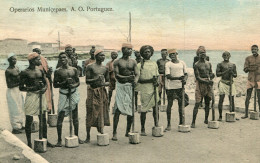 MOZAMBIQUE(LOURENCO MARQUES) TYPE - Mozambique