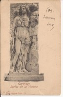 Carthage : Statue De La Victoire - Tunisie