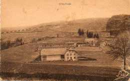 CPA- STRUTHOF (67) - Vue Du Camp De Concentration Allemand - Other Municipalities