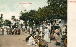 SAO TOME ET PRINCIPE(FETE) - Sao Tome And Principe